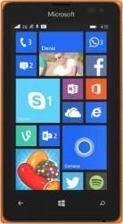 Telefon Mobil Microsoft Lumia 532 Dual SIM Orange Resigilat