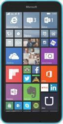 Telefon Mobil Microsoft Lumia 640 Dual SIM Cyan