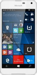 Telefon Mobil Microsoft Lumia 650 16GB Dual SIM 4G White Light Silver