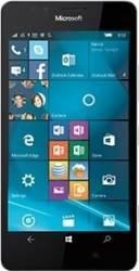 Telefon Mobil Microsoft Lumia 950 Dual SIM 32GB 4G Black