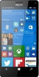 Telefon Mobil Microsoft Lumia 950 XL Dual SIM 32GB 4G Black