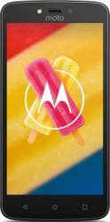 Telefon mobil Motorola Moto C Plus 16GB Dual SIM 4G Black Telefoane Mobile