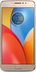 Telefon mobil Motorola Moto E4 16GB Dual Sim 4G Gold Telefoane Mobile