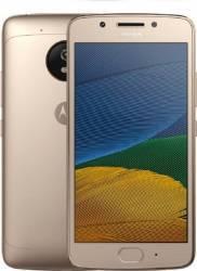 Telefon mobil Motorola Moto G5 16GB Dual Sim 4G Gold Telefoane Mobile