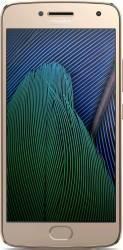 Telefon mobil Motorola Moto G5 Plus 32GB Dual Sim 4G Gold Telefoane Mobile