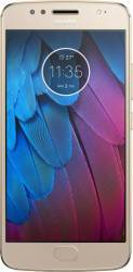 Telefon mobil Motorola Moto G5S 32GB Dual SIM 4G Gold Telefoane Mobile