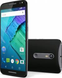Telefon Mobil Motorola Moto X Style 32GB LTE Black