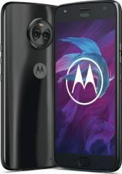 Telefon Mobil Motorola Moto X4 64GB Dual Sim 4G Black Telefoane Mobile