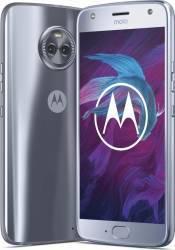 Telefon Mobil Motorola Moto X4 64GB Dual Sim 4G Blue Telefoane Mobile