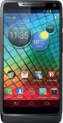 imagine Telefon Mobil Motorola RAZR i XT890 Black xt890ibk
