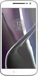 Telefon Mobil Lenovo Moto G4 Single Sim 4G White Telefoane Mobile