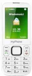 Telefon Mobil myPhone 6300 Dual Sim White
