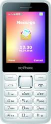 Telefon mobil MyPhone 6310 Dual Sim White Telefoane Mobile