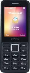 Telefon mobil MyPhone 6310 Dual Sim Black Telefoane Mobile
