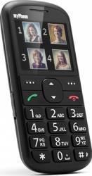 Telefon Mobil myPhone Halo 2 Black Telefoane Mobile