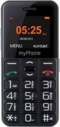 Telefon mobil MyPhone Halo Easy Black Telefoane Mobile