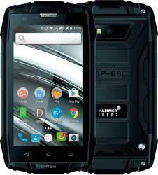 Telefon mobil MyPhone Hammer Iron 2 8GB Dual Sim 4G Black Telefoane Mobile
