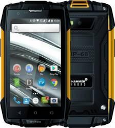 Telefon mobil MyPhone Hammer Iron 2 8GB Dual Sim 4G Orange Telefoane Mobile