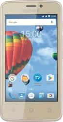 Telefon mobil MyPhone Pocket Dual Sim Gold Telefoane Mobile