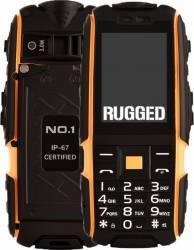 Telefon Mobil NO1 A9 Dual Sim Orange Telefoane Mobile