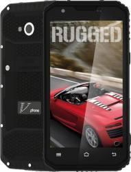 Telefon Mobil NO1 V-Phone M3 16GB Dual SIM 4G Black + 2xFolie Plastic Telefoane Mobile