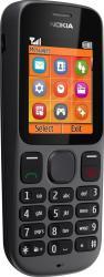 imagine Telefon Mobil Nokia 100 Black. 100 black_resigilat