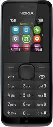 Telefon Mobil Nokia 105 Black Telefoane Mobile