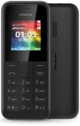 Telefon Mobil Nokia 105 Dual SIM Black