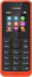 Telefon Mobil Nokia 105 Red