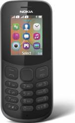 Telefon Mobil Nokia 130 2017 Single SIM Black Telefoane Mobile