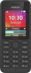 Telefon Mobil Nokia 130 Dual SIM Black Telefoane Mobile