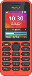 imagine Telefon Mobil Nokia 130 Dual SIM Red a00021374