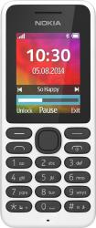 Telefon Mobil Nokia 130 Single SIM White