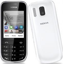 Telefon Mobil Nokia Asha 203 White