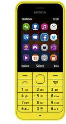 Telefon Mobil Nokia 220 Dual SIM Yellow