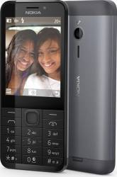 Telefon Mobil Nokia 230 Dark Silver Telefoane Mobile