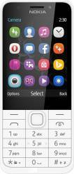 Telefon Mobil Nokia 230 Dual SIM Silver Telefoane Mobile