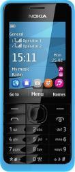 Telefon Mobil Nokia 301 Dual SIM Cyan