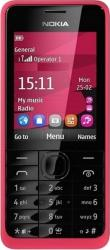 imagine Telefon Mobil Nokia 301 Single SIM Red. 76809_resigilat