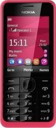 imagine Telefon Mobil Nokia 301 Single SIM Red. 76809_resigilat