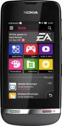 Telefon Mobil Nokia Asha 311 Grey.