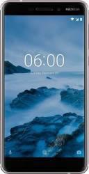 Telefon mobil Nokia 6.1 2018 32GB Dual Sim 4G White Telefoane Mobile