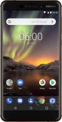 Telefon mobil Nokia 6.1 2018 32GB Dual Sim 4G Black Telefoane Mobile