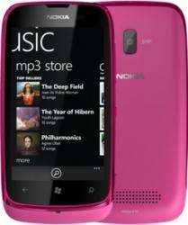 imagine Telefon Mobil Nokia 610 Lumia Red 54466