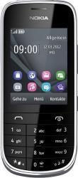imagine Telefon Mobil Nokia Asha 203 Dark Grey 54305