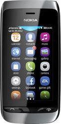 imagine Telefon Mobil Nokia Asha 307 Black 71225