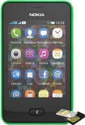 imagine Telefon Mobil Nokia Asha 501 Dual SIM Green 81124