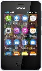 imagine Telefon Mobil Nokia Asha 501 Dual SIM White nk501wh