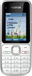 imagine Telefon Mobil Nokia C2-01 White Silver. nkc201wh_resigilat
