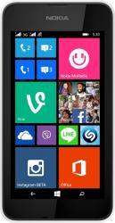 Telefon Mobil Nokia Lumia 530 Dual SIM White